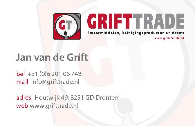 Grift Trade Olie